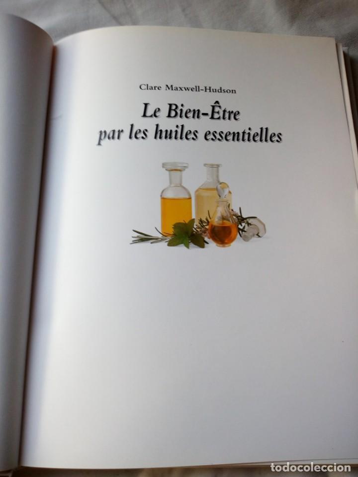 Libros de segunda mano: Le Bien-Être Par Les Huiles Essentielles Clare Maxwell-Hudson .1994 - Foto 2 - 131736922