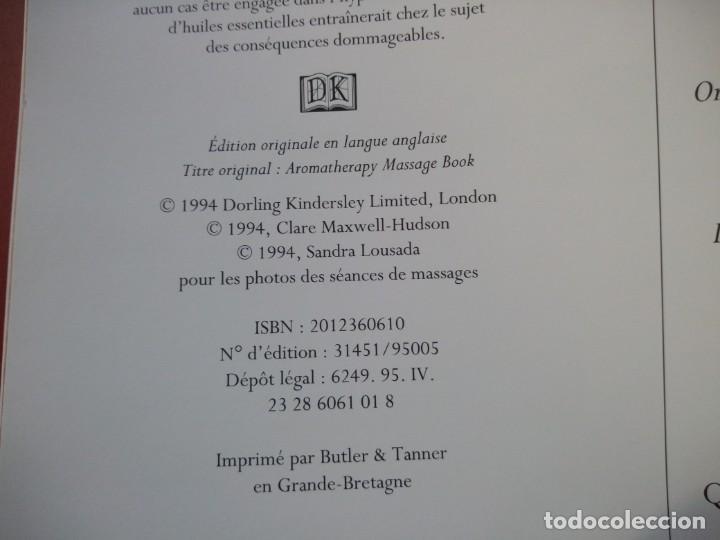 Libros de segunda mano: Le Bien-Être Par Les Huiles Essentielles Clare Maxwell-Hudson .1994 - Foto 4 - 131736922