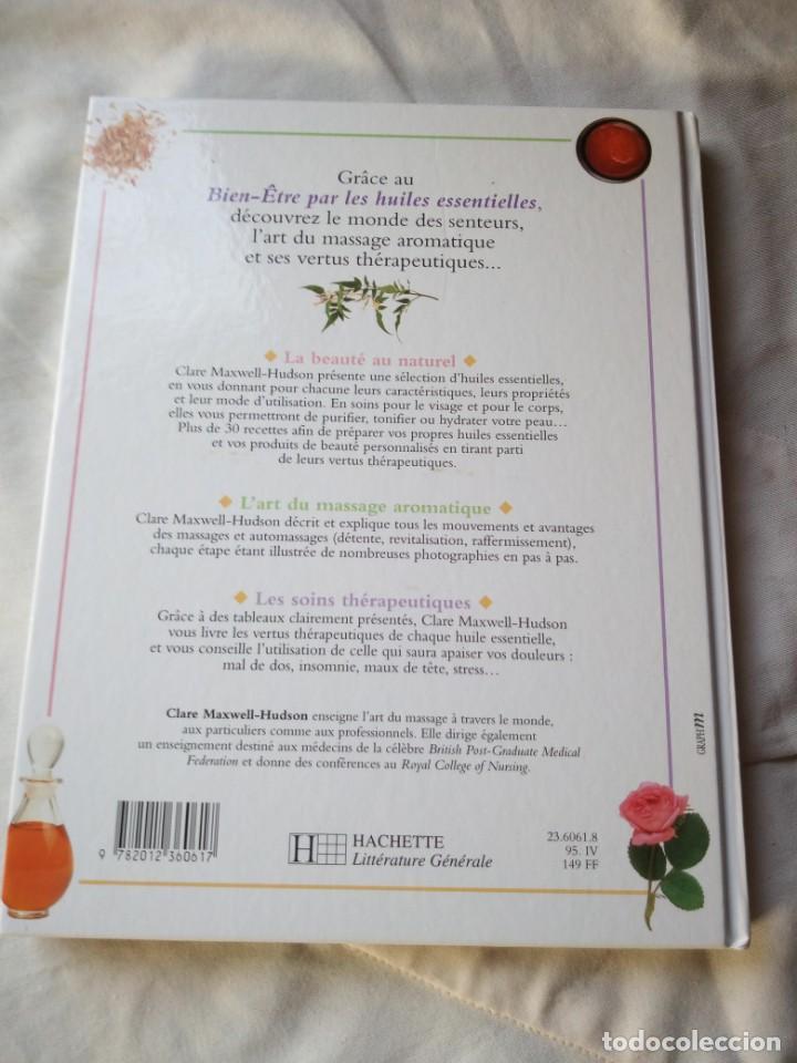 Libros de segunda mano: Le Bien-Être Par Les Huiles Essentielles Clare Maxwell-Hudson .1994 - Foto 8 - 131736922