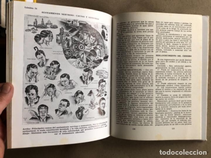 Libros de segunda mano: GUÍA MÉDICA DEL HOGAR. Dr. VANDER. MODERNA MEDICINA NATURAL. 3 TOMOS. TAPA DURA CON SOBRECUBIERTA. - Foto 11 - 178126755