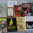 Libros de segunda mano: EL PARTO SIN DOLOR (SISTEMA PSICO-PROFILACTICO) - DRA. AGUIRRE DE CARCER (CG1). Lote 131997610
