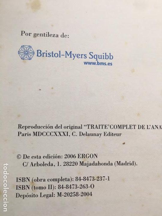 Libros de segunda mano: TRATADO DE LA ANATOMÍA DEL HOMBRE.ANATOMÍA DESCRIPTIVA Y FISIOLÓGICA (HUESOS).2006 DOCTOR BOURGERY - Foto 3 - 132015542