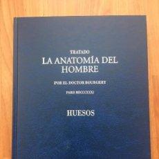 Libros de segunda mano: TRATADO DE LA ANATOMÍA DEL HOMBRE.ANATOMÍA DESCRIPTIVA Y FISIOLÓGICA (HUESOS).2006 DOCTOR BOURGERY. Lote 132015542