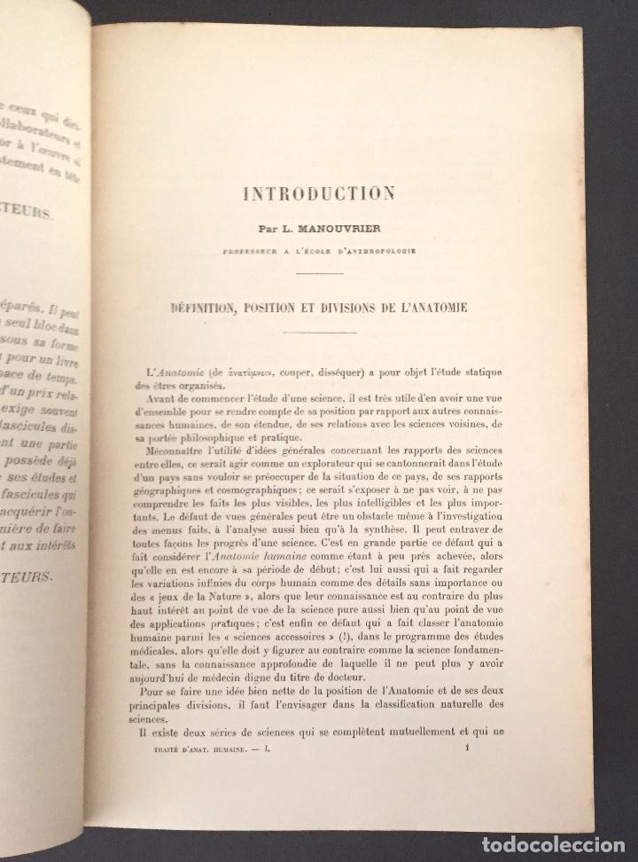 año 1911 - 25cm - tratado de anatomía humana - - Comprar Libros de ...