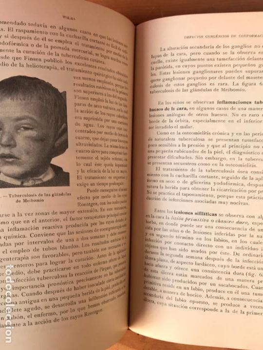 Libros de segunda mano: TRATADO DE PATOLOGÍA Y CLÍNICA QUIRÚRGICAS. Volúmenes I-II-III-IV: Obra completa. WULLSTEIN y WILMS - Foto 9 - 132341254