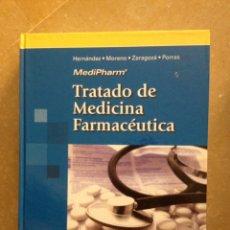 Libros de segunda mano: TRATADO DE MEDICINA FARMACÉUTICA (VV. AA). Lote 194689271