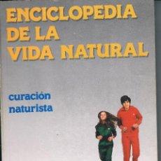 Libros de segunda mano: UN-LIBRO-ENCICLOPEDIA-DE-LA-VIDA-NATURAL. Lote 133772154