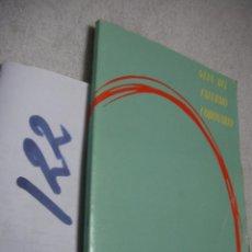 Libros de segunda mano: GUIA DEL ENFERMO CORONARIO. Lote 134043234