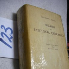Libros de segunda mano: SINOPSIS DE PATOLOGIA QUIRURGICA - HEY GROVES - COTTON. Lote 134047650