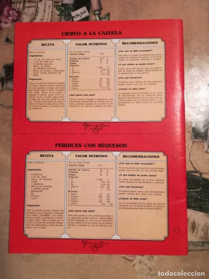 Libros de segunda mano: Carnes de caza y conejo. La Alimentación nº 6 - Enciclopedia práctica de la salud - Fascículo. - Foto 2 - 134170966