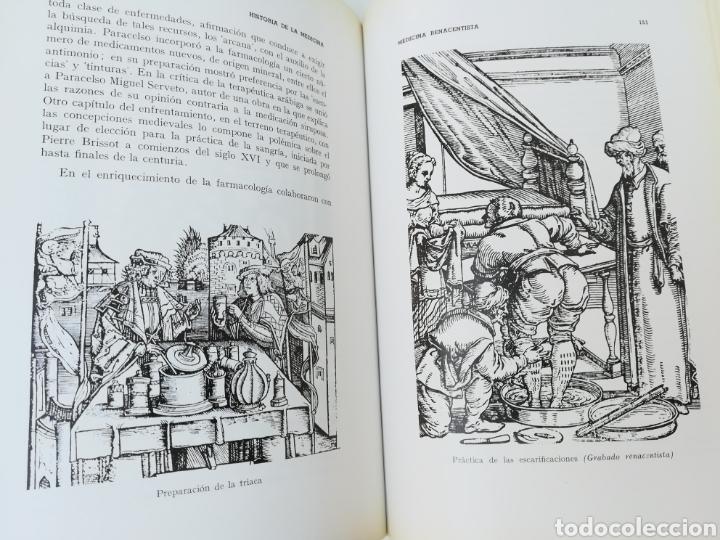 Libros de segunda mano: Historia de la Medicina. Luís S. Granel. Relato histórico - médico de cada etapa. 281 páginas. - Foto 2 - 134311802