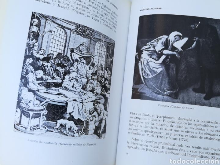 Libros de segunda mano: Historia de la Medicina. Luís S. Granel. Relato histórico - médico de cada etapa. 281 páginas. - Foto 3 - 134311802