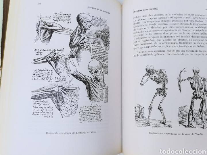 Libros de segunda mano: Historia de la Medicina. Luís S. Granel. Relato histórico - médico de cada etapa. 281 páginas. - Foto 5 - 134311802