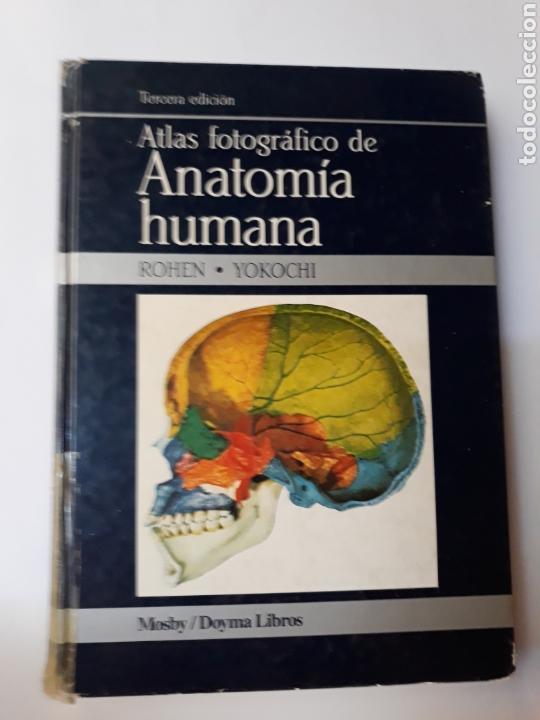 medicina . atlas fotográfico de anatomía humana - Comprar Libros de ...