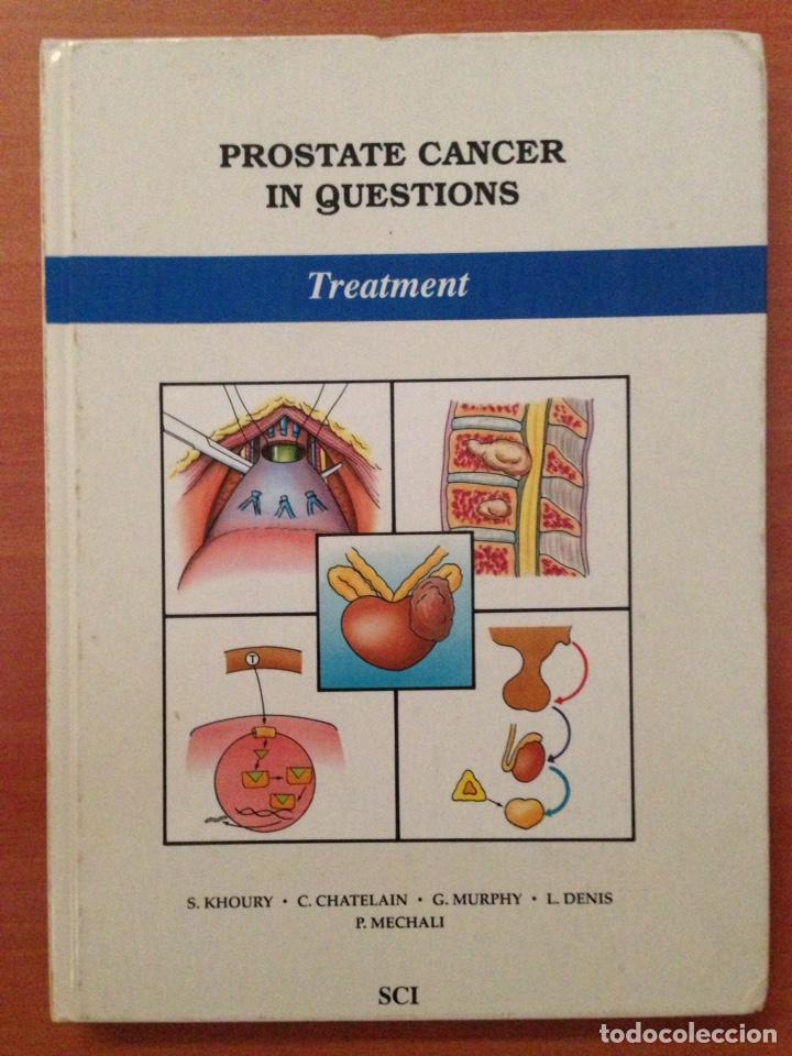 PROSTATE CANCER IN CUESTIONS (Libros de Segunda Mano - Ciencias, Manuales y Oficios - Medicina, Farmacia y Salud)