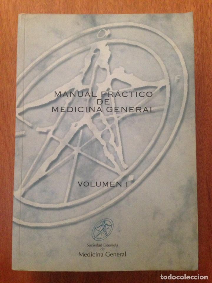 MANUAL PRÁCTICO DE MEDICINA GENERAL (Libros de Segunda Mano - Ciencias, Manuales y Oficios - Medicina, Farmacia y Salud)