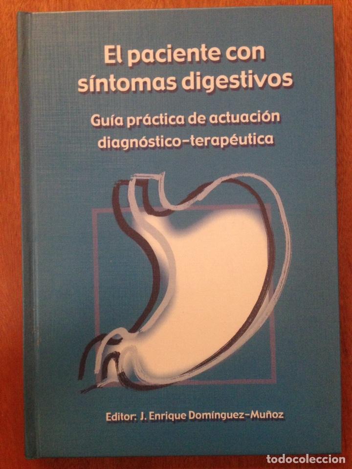 EL PACIENTE CON SÍNTOMAS DIGESTIVOS (Libros de Segunda Mano - Ciencias, Manuales y Oficios - Medicina, Farmacia y Salud)