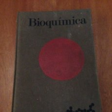 Libros de segunda mano: BIOQUÍMICA. Lote 135277415