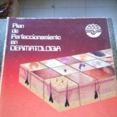 Libros de segunda mano: PLAN DE PERFECCIONAMIENTO EN DERMATOLOGIA -- DIRECTOR M. ARMIJO - EDITORIAL MEDICA INTERNACIONAL --. Lote 136139930