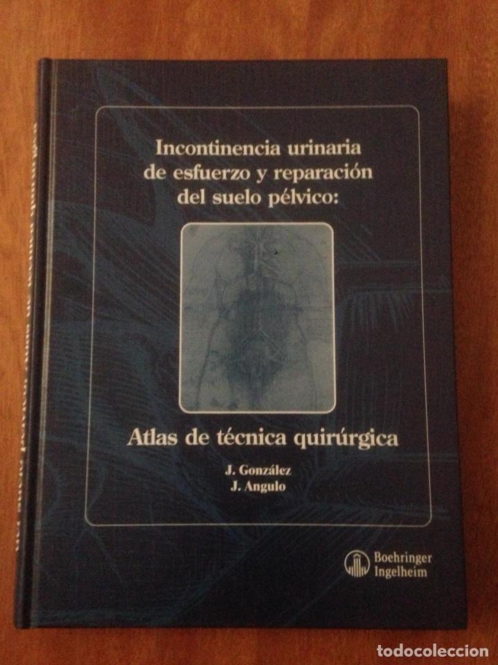 ATLAS DE TÉCNICA QUIRÚRGICA (Libros de Segunda Mano - Ciencias, Manuales y Oficios - Medicina, Farmacia y Salud)