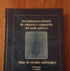 Libros de segunda mano: ATLAS DE TÉCNICA QUIRÚRGICA. Lote 136318640