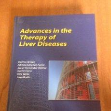 Libros de segunda mano: ADVANCES IN THE THERAPY OF LIVER DISEASES. Lote 136457768