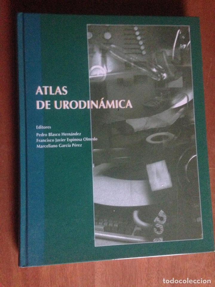 ATLAS DE URODINAMICA (Libros de Segunda Mano - Ciencias, Manuales y Oficios - Medicina, Farmacia y Salud)