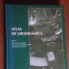 Libros de segunda mano: ATLAS DE URODINAMICA. Lote 137366865