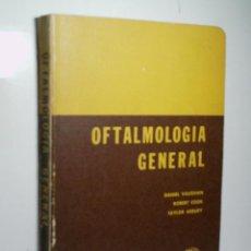 Libros de segunda mano: OFTALMOLOGÍA GENERAL. VAUGHAN D., COOK R., ASBURY T. 1967. Lote 138533686