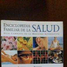 Libros de segunda mano: ENCICLOPEDIA FAMILIAR DE LA SALUD. Lote 138705978