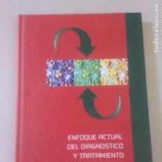 Libros de segunda mano: ENFOQUE ACTUAL DEL DIAGNÓSTICO Y TRATAMIENTO DE LA DISPEPSIA FUNCIONAL. Lote 139064173