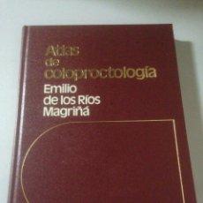 Libros de segunda mano: ATLAS DE COLOPROCTOLOGIA. Lote 139404942