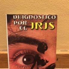 Libros de segunda mano: DIAGNÓSTICO POR EL IRIS A. M. MISTELI. Lote 139913134