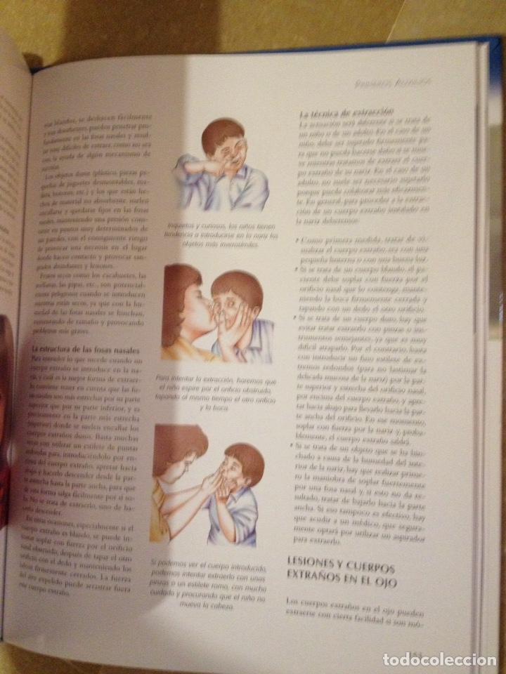Libros de segunda mano: El médico en casa. Primeros auxilios. Consejos prácticos de salud para toda la familia (Edic. Rueda) - Foto 7 - 140253370