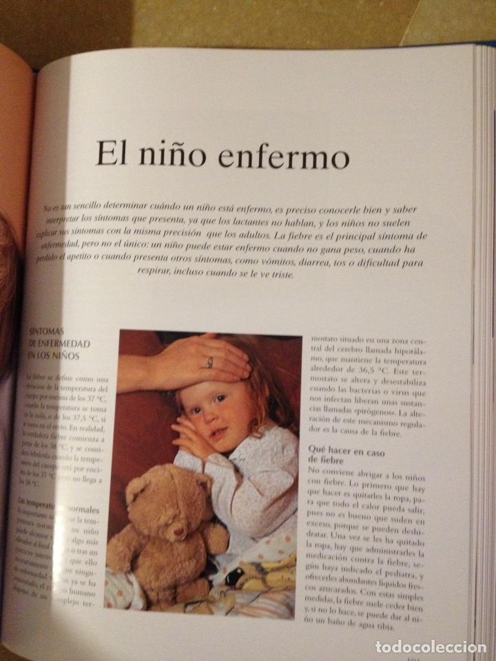 Libros de segunda mano: El médico en casa. Primeros auxilios. Consejos prácticos de salud para toda la familia (Edic. Rueda) - Foto 8 - 140253370