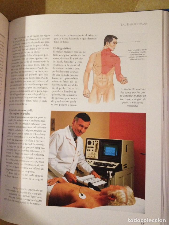 Libros de segunda mano: El médico en casa. Primeros auxilios. Consejos prácticos de salud para toda la familia (Edic. Rueda) - Foto 9 - 140253370