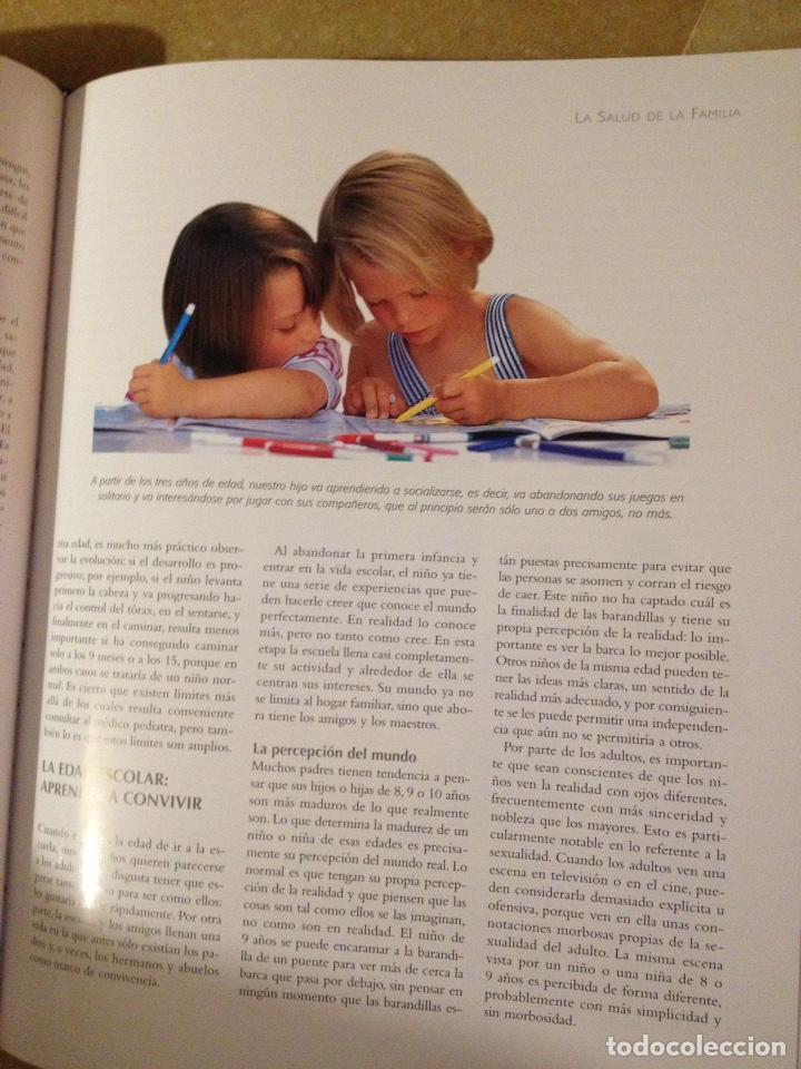 Libros de segunda mano: El médico en casa. Primeros auxilios. Consejos prácticos de salud para toda la familia (Edic. Rueda) - Foto 10 - 140253370