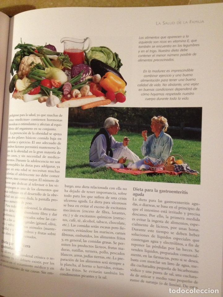 Libros de segunda mano: El médico en casa. Primeros auxilios. Consejos prácticos de salud para toda la familia (Edic. Rueda) - Foto 11 - 140253370