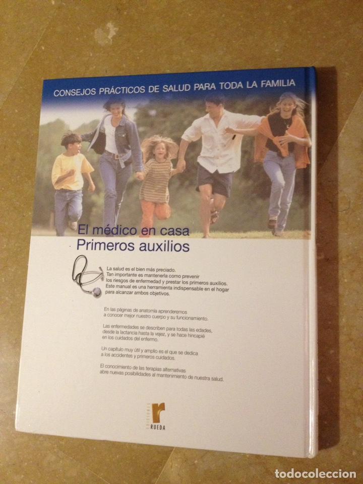 Libros de segunda mano: El médico en casa. Primeros auxilios. Consejos prácticos de salud para toda la familia (Edic. Rueda) - Foto 17 - 140253370