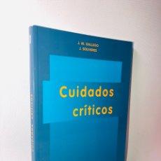 Libros de segunda mano: CUIDADOS CRITICOS ·. Lote 140292670