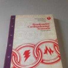 Libros de segunda mano: REANIMACIÓN CARDIOPULMONAR AVANZADA. Lote 140814404