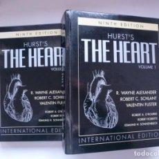 Libros de segunda mano: HURT`S THE HEART. BOOK 1 AND 2. MC GRAW HILL. NINTH EDITION. IMPECABLE.. Lote 141110598