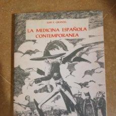Libros de segunda mano - LA MEDICINA ESPAÑOLA CONTEMPORANEA (LUIS S. GRANJEL) EDICIONES UNIVERSIDAD DE SALAMANCA - 141508214