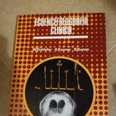 Libros de segunda mano: ECOENCEFALOGRAFIA CLINICA (VV. AA.). Lote 141514502