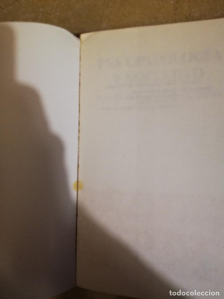 Libros de segunda mano: PSICOPATOLOGIA Y SOCIEDAD (PETER E. NATHAN, SANDRA L. HARRIS) EDITORIAL TRILLAS - Foto 3 - 141515390