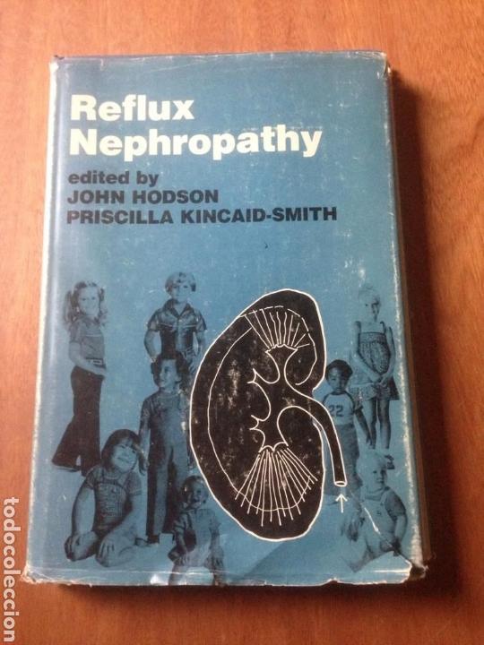 REFLUX NEPHROPATHY (Libros de Segunda Mano - Ciencias, Manuales y Oficios - Medicina, Farmacia y Salud)