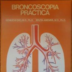 Libros de segunda mano: FASCICULO N°4 BRONCOSCOPIA PRÁCTICA 1981. Lote 142177769