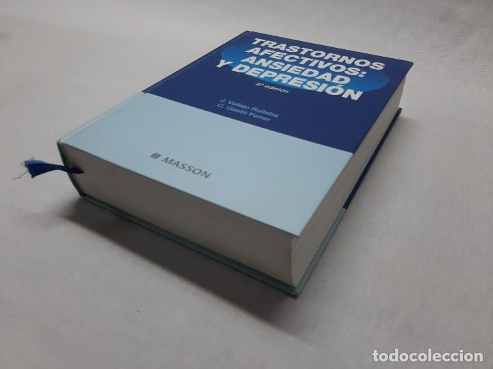 Libros de segunda mano: Trastornos afectivos - Ferrer, Cristóbal Gastó - Foto 2 - 142426654