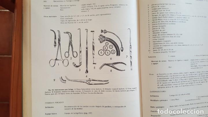Libros de segunda mano: TECNICA EN EL QUIROFANO-MANUAL PARA PERSONAL DE SALA DE OPERACIONES. MARY ELLEN YEAGER. 2ª EDICION. - Foto 6 - 142746726