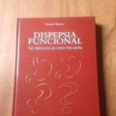 Libros de segunda mano: DISPEPSIA FUNCIONAL. Lote 142825032